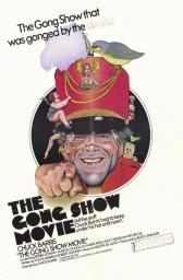 The Gong Show Movie Movie Poster (11 x 17) MOVIE1978