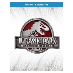 Jurassic park 1-4 collection (blu ray 3d/blu ray w/dig-nla BR61172728