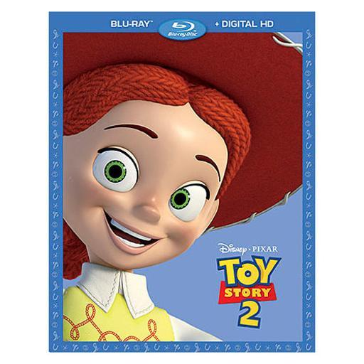 Toy story 2 (blu-ray/digital hd/single disc) 1295014