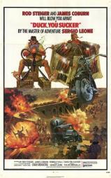 Fistful of Dynamite Aka Duck You Sucker Movie Poster (11 x 17) MOV205441