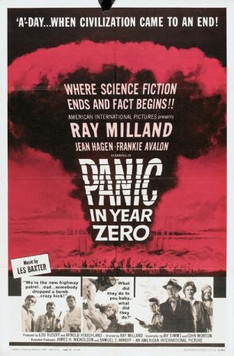 Panic in Year Zero Movie Poster (11 x 17) ZSLCKGJEOGVDC92K