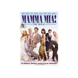 MAMMA MIA THE MOVIE (DVD/WS/ENG SDH/SPAN/FREN/DOL DIG 5.1) 25195015882