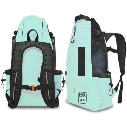 K9 Sport Sack K9SS-AMINTSM Air Forward Facing Backpack Dog Carrier, Mint - Small