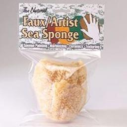 """Acme Bp-4050fn Faux Artist Sponge Fine 4"""" - 5"""""""