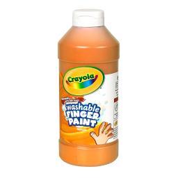 Crayola (3 ea) washable fingerpaint 16oz