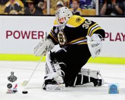 Tim Thomas Game 3 of the 2011 NHL Stanley Cup Finals Action(#15) Photo Print PFSAANR08001