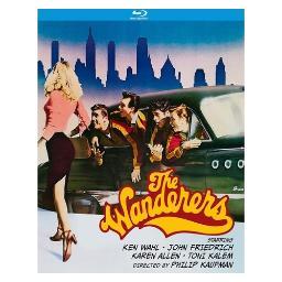Wanderers (blu-ray/1979/2 disc/ws 1.85) BRK20892