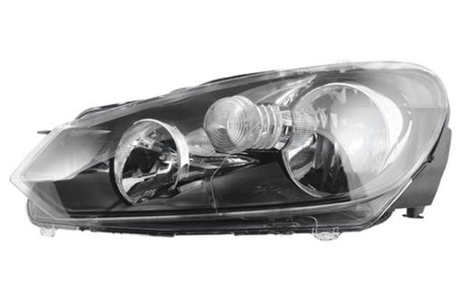 NEW OEM VALEO LEFT SIDE HEAD LIGHT FIT VOLKSWAGEN GTI GOLF 10-14 VW2502144 43850