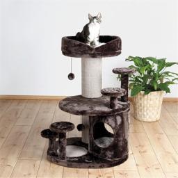 Emil Senior Cat Playground - Brown & Beige