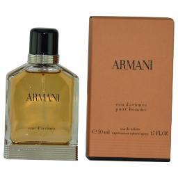 ARMANI EAU D'AROMES by Giorgio Armani EDT SPRAY 1.7 OZ 100% authentic