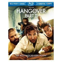Hangover part 2 (blu-ray/dvd/dc/3 disc combo/ws-16x9)         nla BR156675