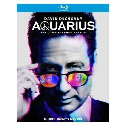 Aquarius-complete first season (blu-ray/4 disc) BR63634