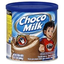 Choco Milk Chocolate Flavored Drink Mix