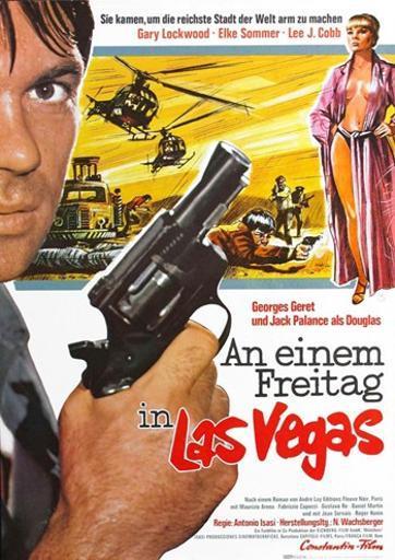 They Came to Rob Las Vegas Movie Poster (11 x 17) CZSTOJ6L8ZKVJBTY