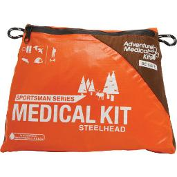 Amk 01050386 amk sportsman medical kit steelhead series 1-2 ppl/2days