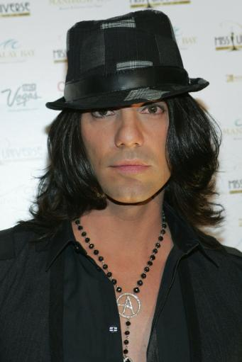 Criss Angel At Arrivals For Miss Universe 2010 Pageant - Arrivals, Mandalay Bay Hotel & Casino, Las Vegas, Nv August 23, 2010. Photo By James.
