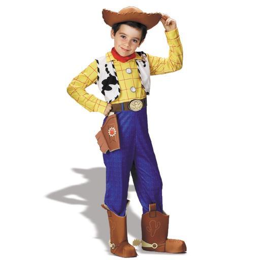 Toy Story Disney Woody Deluxe Child Costume PKQ8XVEKUVMLV5GC