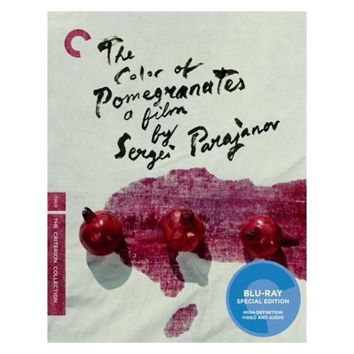 Color of pomegranates (blu ray) (ff/1.37:1/16x9/1969) M1GUTEDCKS6SNYV5