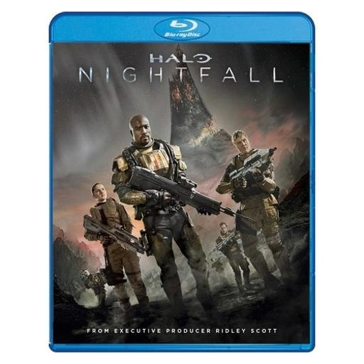 Halo-nightfall (blu ray) (ws/2.35:1) 1300634
