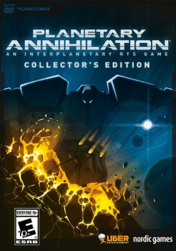 Planetary annihilation collector's edition DJEVGQAULDQMPMEI