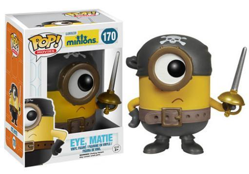 Pop! movies: minions-eye matie 1290233