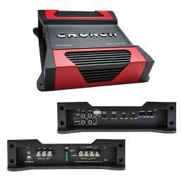Crunch pz-820.2 crunch powerzone 2 x 200 @ 4 ohms 2 x 400 @ 2 ohms 1 x 800 watts @ 4 ohms bridged