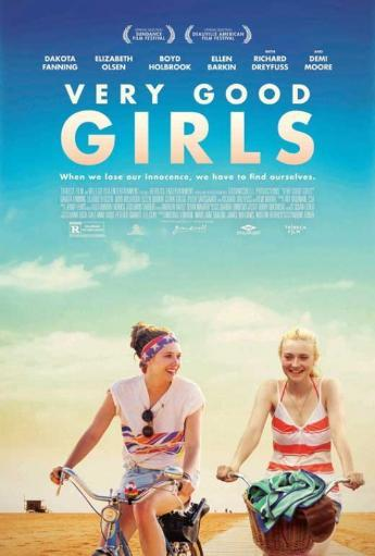 Very Good Girls Movie Poster (11 x 17) DCTDMGKULKCFIGX7