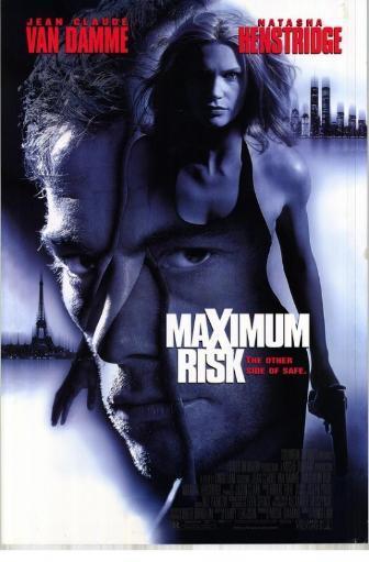 Maximum Risk Movie Poster Print (27 x 40) UYIRAQIRQ6V3YSEC