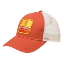 Browning 308719621 browning 308719621 cap, skimmer orange