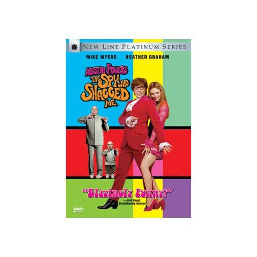 AUSTIN POWERS 2 SPY WHO SHAGGED ME (DVD/WS/MUSIC VIDEO) BE1822967FCA67CD