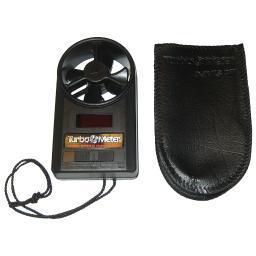 Davis Turbo Meter Electronic Wind Speed Indicator 0-99 Mph