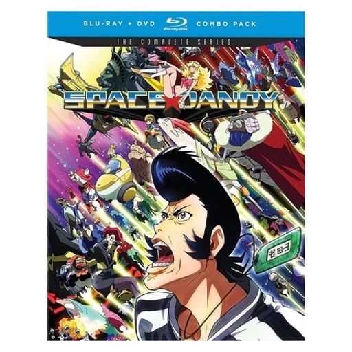 Space dandy-complete series (blu-ray/dvd combo/8 disc) G0BDXPXB9LERRHL6