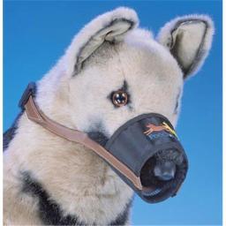 Penn-Plax DOGA91 Dog Mesh Muzzle - 1