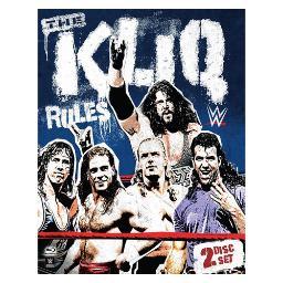 Wwe-kliq rules (blu-ray) BR543022