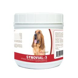 Healthy Breeds 840235102816 Bloodhound Synovial-3 Joint Health Formulation - 120 Count