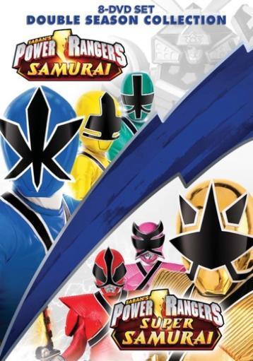 Power rangers-samurai & super samurai collection (dvd) (ws/eng/dol dig 5.1) IWC0VPWJLDPRFIHB