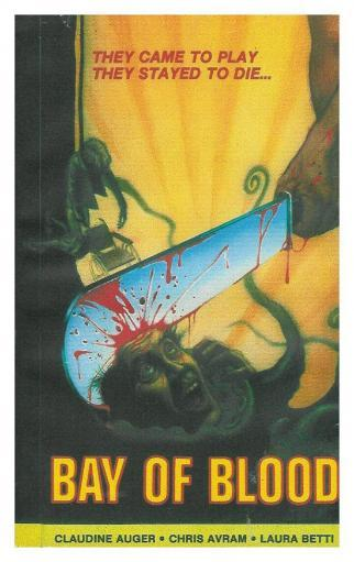 A Bay of Blood Movie Poster (11 x 17) GYP7UMHYQ6D6THAA