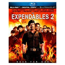 Expendables 2 (blu ray w/digital copy) (ws/eng/eng sub/span sub/7.1dts-hd) BR33139