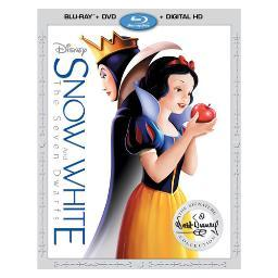 Snow white & the seven dwarfs (blu-ray/dvd/digital hd/superset) BR131997