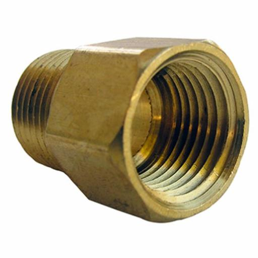 0.5 Female Pipe x 0.5 Male Pipe Coupling