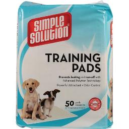 BRAMTON COMPANY SIMPLE SOLUTION ORIGINAL TRAINING PADS 50 CT 210409