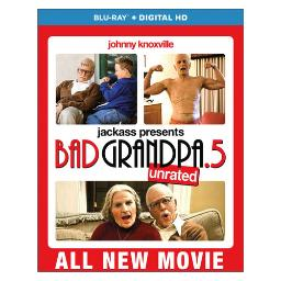 Bad grandpa.5-jackass presents (blu ray w/digital hd) (eng 5.1 dol dig) BR7916038