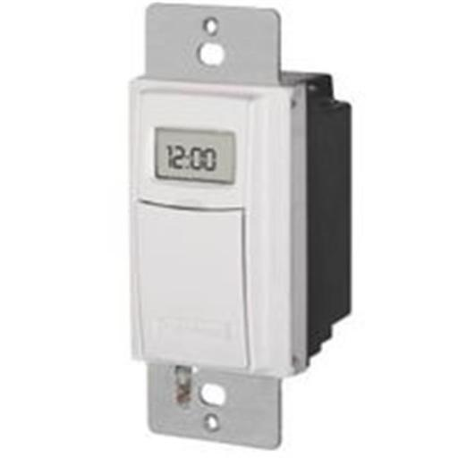 Intermatic Inc Timer Wall Indr Hd24Hr Dig Wht ST01