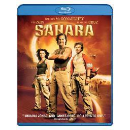 Sahara (blu ray) (ws) BR59191477
