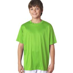 A4 NB3142 Youth Cooling Performance Tee - Lime, Extra Large