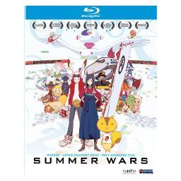 Summer wars (blu-ray/dvd combo) BRFN09497