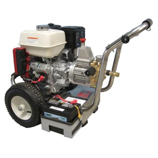 Dirt Killer 9800116-s H360E 3500 PSI, 4.2 GPM, 13 HP, Gear-Drive Honda Industrial Pressure Washer