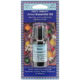 Essential Oil .5oz Anise