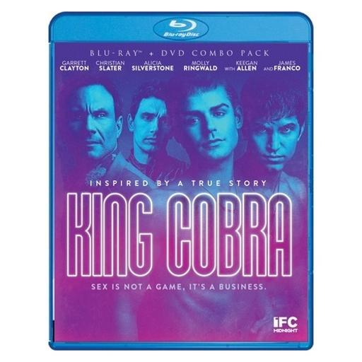 King cobra (blu ray/dvd combo) (2discs/ws/16x9) 1286924