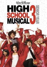 High school musical 3-senior year (dvd) D58304D